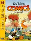 Cover for Barks Library (Egmont Ehapa, 1992 series) #45