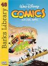 Cover for Barks Library (Egmont Ehapa, 1992 series) #49