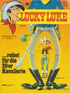 Cover for Lucky Luke (Egmont Ehapa, 1977 series) #19 - ...reitet für die 20er Kavallerie