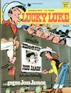 Cover for Lucky Luke (Egmont Ehapa, 1977 series) #24 - ...gegen Joss Jamon
