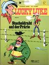 Cover for Lucky Luke (Egmont Ehapa, 1977 series) #34 - Stacheldraht auf der Prärie