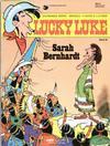 Cover for Lucky Luke (Egmont Ehapa, 1977 series) #35 - Sarah Bernhardt