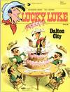 Cover for Lucky Luke (Egmont Ehapa, 1977 series) #36 - Dalton City