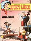 Cover for Lucky Luke (Egmont Ehapa, 1977 series) #38 - Jesse James