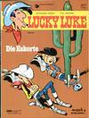 Cover for Lucky Luke (Egmont Ehapa, 1977 series) #44 - Die Eskorte