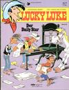 Cover for Lucky Luke (Egmont Ehapa, 1977 series) #45 - Der Daily Star