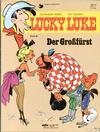 Cover for Lucky Luke (Egmont Ehapa, 1977 series) #46 - Der Großfürst