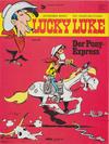 Cover for Lucky Luke (Egmont Ehapa, 1977 series) #56 - Der Pony-Express