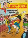 Cover for Lucky Luke (Egmont Ehapa, 1977 series) #57 - Der Kaiser von Amerika