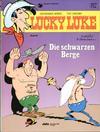 Cover for Lucky Luke (Egmont Ehapa, 1977 series) #59 - Die schwarzen Berge