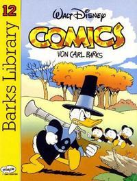 Cover Thumbnail for Barks Library (Egmont Ehapa, 1992 series) #12