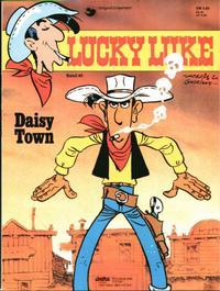 Cover Thumbnail for Lucky Luke (Egmont Ehapa, 1977 series) #40 - Daisy Town