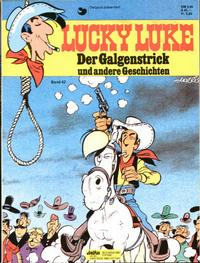 Cover Thumbnail for Lucky Luke (Egmont Ehapa, 1977 series) #42 - Der Galgenstrick und andere Geschichten