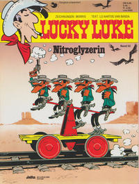 Cover Thumbnail for Lucky Luke (Egmont Ehapa, 1977 series) #52 - Nitroglyzerin