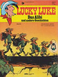 Cover Thumbnail for Lucky Luke (Egmont Ehapa, 1977 series) #55 - Das Alibi und andere Geschichten