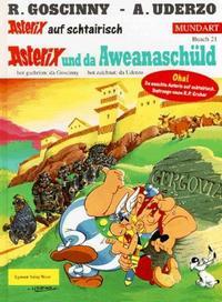 Cover Thumbnail for Asterix Mundart (Egmont Ehapa, 1995 series) #21