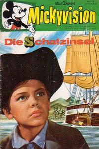 Cover Thumbnail for Mickyvision (Egmont Ehapa, 1962 series) #3