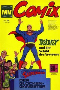 Cover Thumbnail for MV Comix (Egmont Ehapa, 1968 series) #12/1969