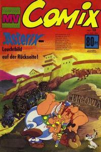 Cover Thumbnail for MV Comix (Egmont Ehapa, 1968 series) #13/1969