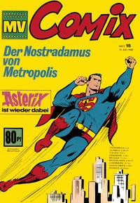 Cover Thumbnail for MV Comix (Egmont Ehapa, 1968 series) #15/1969