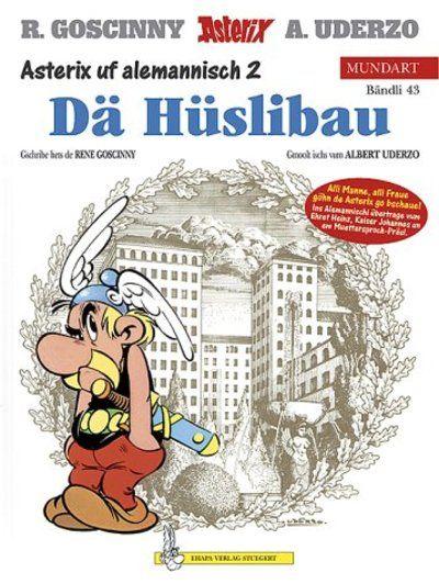Cover for Asterix Mundart (Egmont Ehapa, 1995 series) #43