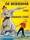 Cover for Collectie Jong Europa (Le Lombard, 1960 series) #34 - Pom en Teddy: De boedha van Mwang-thaï
