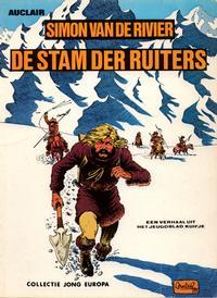 Cover Thumbnail for Collectie Jong Europa (Le Lombard, 1960 series) #106 - Simon van de rivier: De stam der ruiters