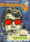Cover for Favorietenreeks (Uitgeverij Helmond, 1970 series) #16 - Mr. Magellan: Operatie Crystal