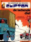 Cover for Favorietenreeks (Uitgeverij Helmond, 1970 series) #23 - Clifton: De lachende dief