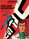 Cover for Favorietenreeks (Le Lombard, 1970 series) #20 - Tommy Banco: Tien jaar brommen