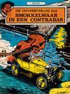 Cover for Favorietenreeks (Le Lombard, 1970 series) #27 - Die onverbeterlijke Bas: Smokkelwaar in een contrabas