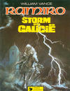 Cover for Ramiro (Dargaud Benelux, 1979 series) #6 - Storm over Galacië