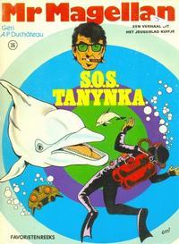 Cover Thumbnail for Favorietenreeks (Uitgeverij Helmond, 1970 series) #36