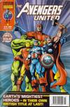 Cover for The Avengers United (Panini UK, 2001 series) #1