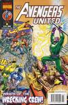 Cover for The Avengers United (Panini UK, 2001 series) #8