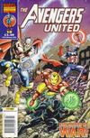 Cover for The Avengers United (Panini UK, 2001 series) #10
