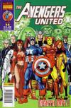 Cover for The Avengers United (Panini UK, 2001 series) #14