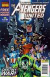 Cover for The Avengers United (Panini UK, 2001 series) #15