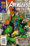 Cover for The Avengers United (Panini UK, 2001 series) #16