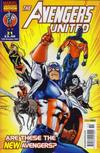 Cover for The Avengers United (Panini UK, 2001 series) #21