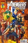 Cover for The Avengers United (Panini UK, 2001 series) #45