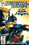 Cover for Booster Gold (DC, 2007 series) #25