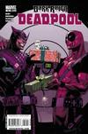 Cover for Deadpool (Marvel, 2008 series) #12