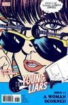 Cover for Young Liars (DC, 2008 series) #17