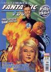 Cover for Ultimate Fantastic Four (Panini UK, 2005 series) #1