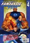 Cover for Ultimate Fantastic Four (Panini UK, 2005 series) #4