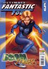 Cover for Ultimate Fantastic Four (Panini UK, 2005 series) #5