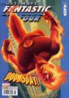 Cover for Ultimate Fantastic Four (Panini UK, 2005 series) #6