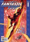 Cover for Ultimate Fantastic Four (Panini UK, 2005 series) #8