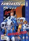 Cover for Ultimate Fantastic Four (Panini UK, 2005 series) #9
